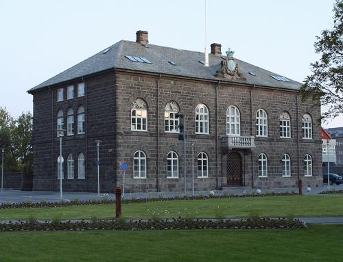 Þingskjölum útbýtt á vef Alþingis sunnudaginn 29. mars