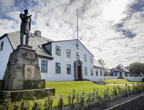 Skýrsla verkefnastjórnar um bætt eftirlit með fiskveiðiauðlindinni afhent ráðherra