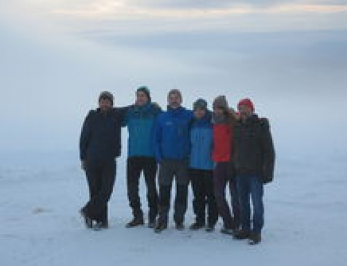 Jöklafræðingar hittast á Íslandi