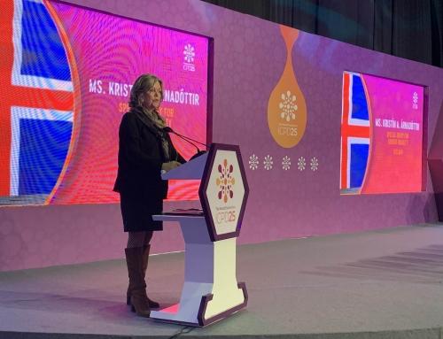 Ísland ítrekar skuldingar á sviði kyn- og frjósemisheilbirgðismála