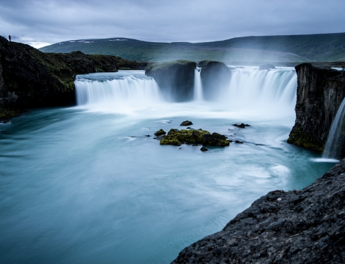 Tillaga að friðlýsingu Goðafoss í Þingeyjarsveit