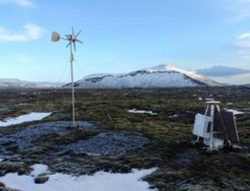 Ný gögn sýna áframhaldandi landris á svæðinu við Þorbjörn