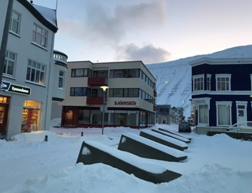 Hornstrandastofa verður að veruleika