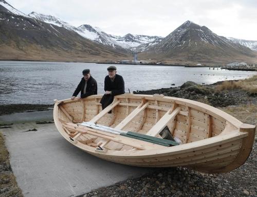 Varðveisla norræna súðbyrðingsins: tilnefning á skrá UNESCO