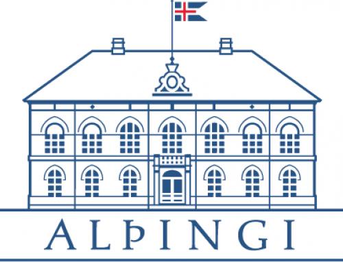 Þingskjölum útbýtt á vef Alþingis miðvikudaginn 25. mars