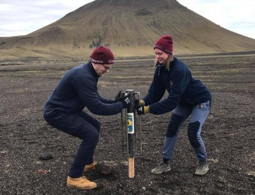 Saman stöndum við vörð um náttúru Íslands